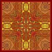 Keltic Cross Poster