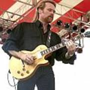 Lee Roy Parnell Poster