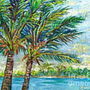 Palm Breezes Poster