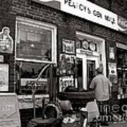 Pearcys Gen Mdse Lascassas Tennessee Poster