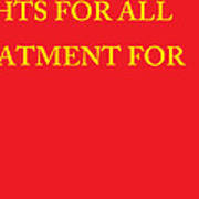 Rights Statement Poster