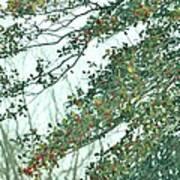 Spring Drops Poster
