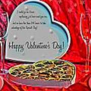 0003 Valentine Series Poster
