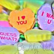 0004 Valentine Series Poster