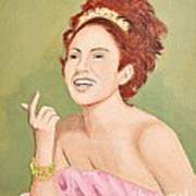 0010 Coquette Poster