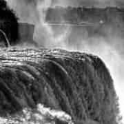 0011a Niagara Falls Winter Wonderland Series Poster