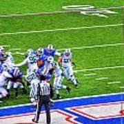 0016  Buffalo Bills Vs Jets 30dec12 Poster
