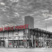 0038 Milwaukee Public Market Poster