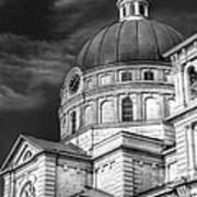 0039 The Basilica Of St. Josaphat Poster