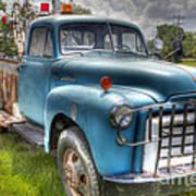 0042 Old Blue 2 Poster