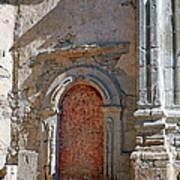0328 Mission At San Juan Capistrano Poster