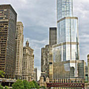 0359 Trump Tower Poster