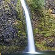 0509 Horsetail Falls Poster