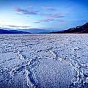 0919 Badwater Basin Poster