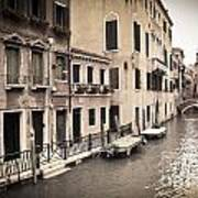 0502 Venice Italy Poster