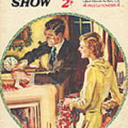 1930s,usa,the Passing Show,magazine Poster by The Advertising Archives