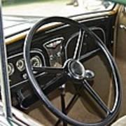 1933 Pontiac Poster