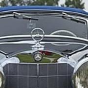 1937 Mercedes Benz Poster