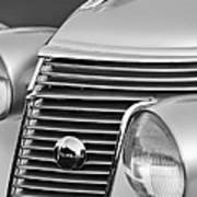1937 Studebaker Grille  Poster
