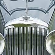 1938 Bentley Poster