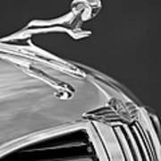 1938 Dodge Hood Ornament Poster