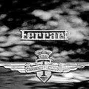 1950 Ferrari Emblem Poster