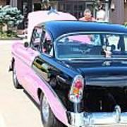 1956 Chevrolet Poster