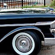 1957 Mercury Turnpike  Poster