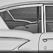 1958 Chevrolet Belair Poster