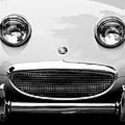 1960 Austin-healey Sprite Poster