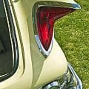 1960 Chrysler 300-f Muscle Car Poster