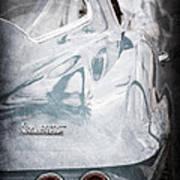 1967 Chevrolet Corvette Taillight Emblem Poster