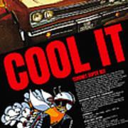 1969 Dodge Coronet Super Bee Poster