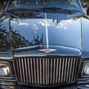 1990 Bentley Turbo R Poster