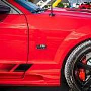2006 Ford Saleen Mustang  Poster