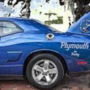 2010 Plymouth Superbird  Poster