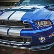 2013 Ford Mustang Shelby Gt 500  Poster