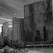 333 W Wacker Chicago Poster