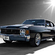 '72 Chevelle Poster