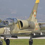 A Bulgarian Air Force L-39 Albatros Poster