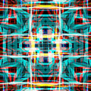 Abstract Pattern 5 Poster
