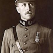 Albert I (1875-1934) Poster