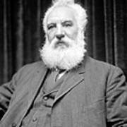 Alexander G. Bell, Scottish-us Inventor Poster by Science Photo Library