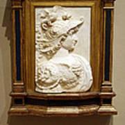 Alexander The Great By Andrea Del Verrocchio Poster