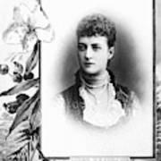 Alexandra Of Denmark (1844-1925) Poster