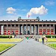Altes Museum Poster