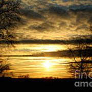 Amber Skys Nine Poster