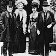 Andrew Carnegie (1835-1919) Poster