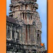 Angkor Wat Cambodia 2 Poster