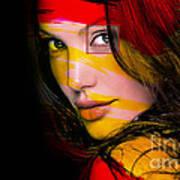 Angleina Jolie Poster